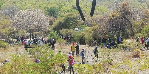 Brigada Nacional busca en Huitzuco, Guerrero, a más de 140 personas desaparecidas