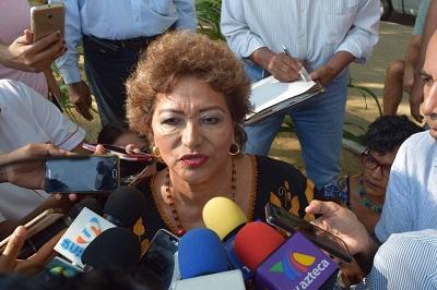 En Xaltianguis se buscarán todas las formas de pacificación: Adela Román