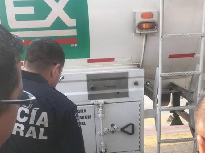Pemex capacita a policías federales en revisión de pipas