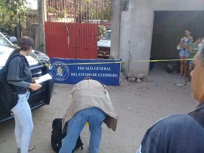 Asesinan a mecánico dentro de su domicilio, en Petatlán