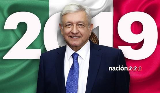 ENCUESTA: 8 de cada 10 mexicanos confían en que AMLO tendrá un buen 2019