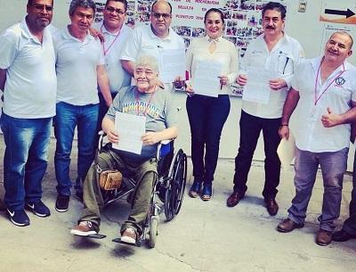 Logran organizaciones descuento en el transporte público para discapacitados y adultos mayores en Chilpancingo