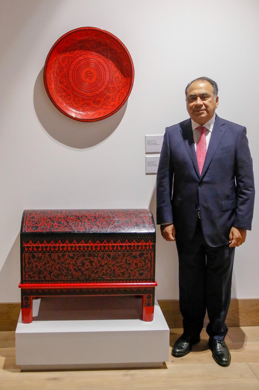 Posicionar el Tianguis Turístico fuera de México, principal tarea en la Fitur de Madrid, dice el gobernador