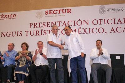 Haremos un Tianguis Turístico exitoso, que haga brillar aún más a Guerrero: Héctor Astudillo