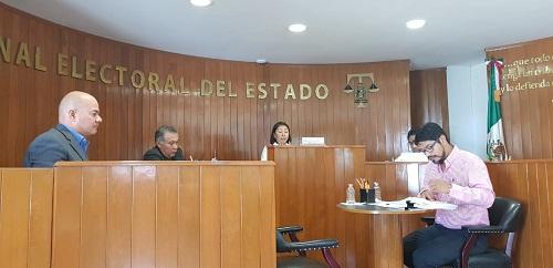 Desecha TEE un juicio ciudadano y declara infundados dos más