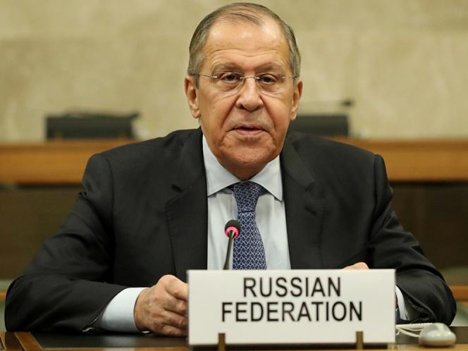 Rusia acusa a EU de 'atentar contra la soberanía de Venezuela'
