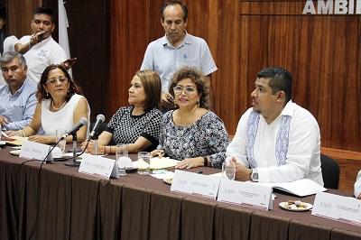 (Video) Llama Adela Román a respetar y preservar al medio ambiente