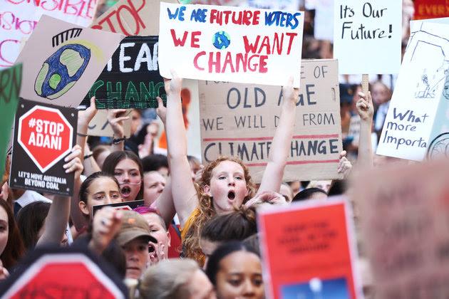 La cumbre de supervivencia humana: la próxima ola de protestas por cambio climático