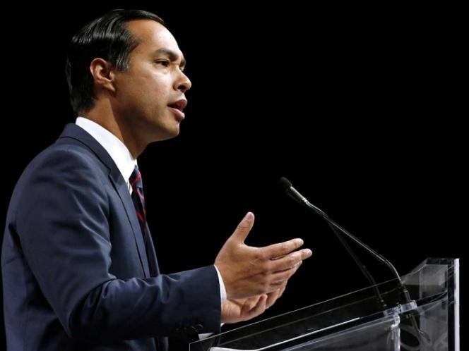 Demócrata de origen mexicano se lanza por la presidencia de EU