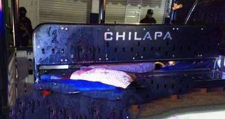 En 2018 fueron asesinados 8 policías en Chilapa