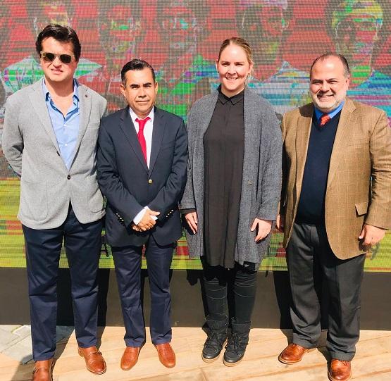 (Video) Presentan lista de jugadores de alto nivel para el abierto mexicano de tenis a realizarse en Acapulco