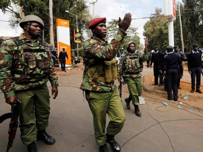 Fuerzas de Kenia ponen fin a asalto terrorista; hay 14 muertos