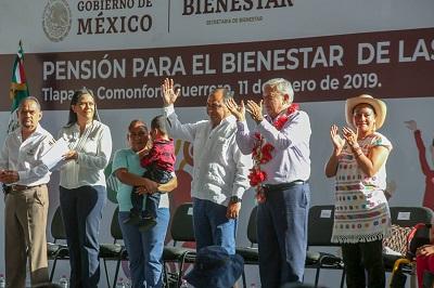 Héctor Astudillo es aliado del Presidente y de Guerrero, es solución y no problema