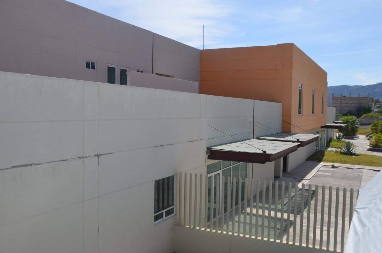 Nuevo Hospital de Chilapa; otro año sin concluirse la obra