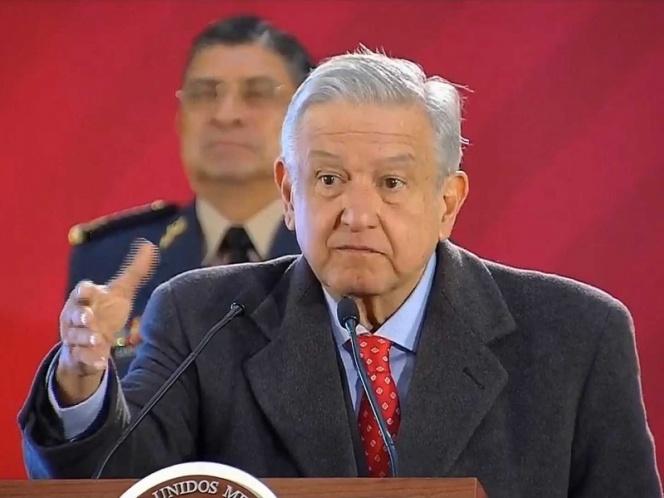 Ni un paso atrás en combate a huachicoleo: López Obrador
