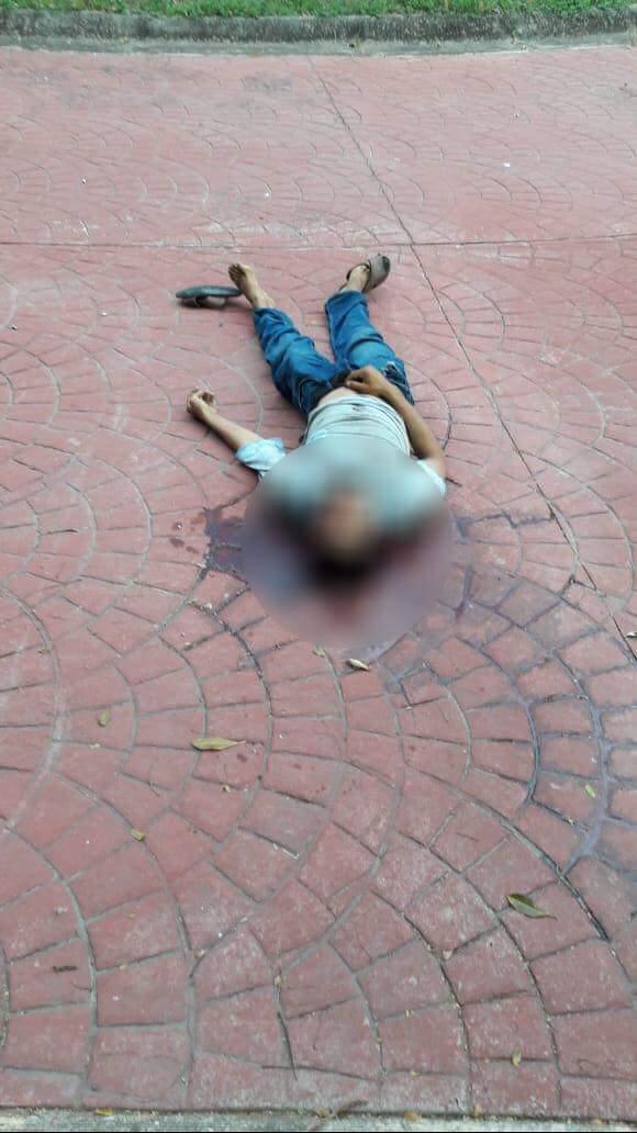 De un balazo en la cabeza, asesinan a un hombre en Ixtapa, Zihuatanejo