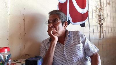 """""""Nada que festejar en el Día del Periodista"""": Don Chendo"""