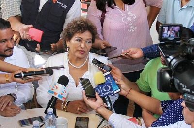 Propuesta de amnistía para delincuentes beneficia a Acapulco, dice Adela