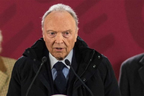Gertz Manero se perfila como fiscal, lo apoya Morena: Monreal