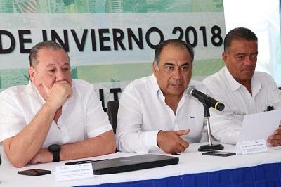 Visitaron Guerrero más de un millón 397turistas y dejaron derrama de 4.5 mdp