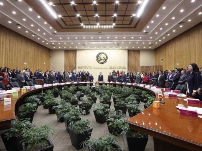 Por violar su autonomía, el INE va contra Presupuesto de Egresos