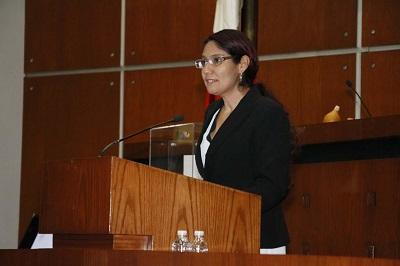 La diputada Saida Reyes pide a la SEG una mejor distribución de presupuesto para prepas populares