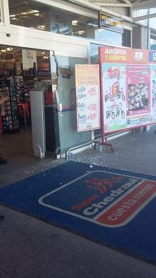 Atacan y hieren a un hombre en un centro comercial de Chilapa