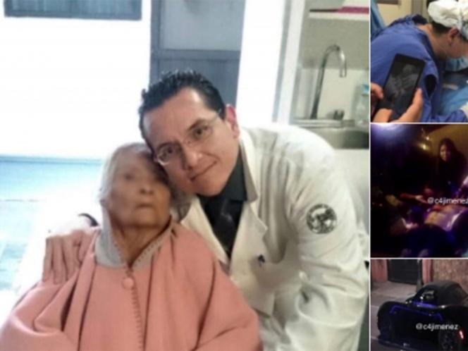 Las emotivas palabras a un médico que falleció en asalto