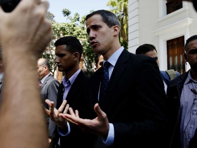 Parlamento Europeo reconoce a Guaidó como presidente de Venezuela