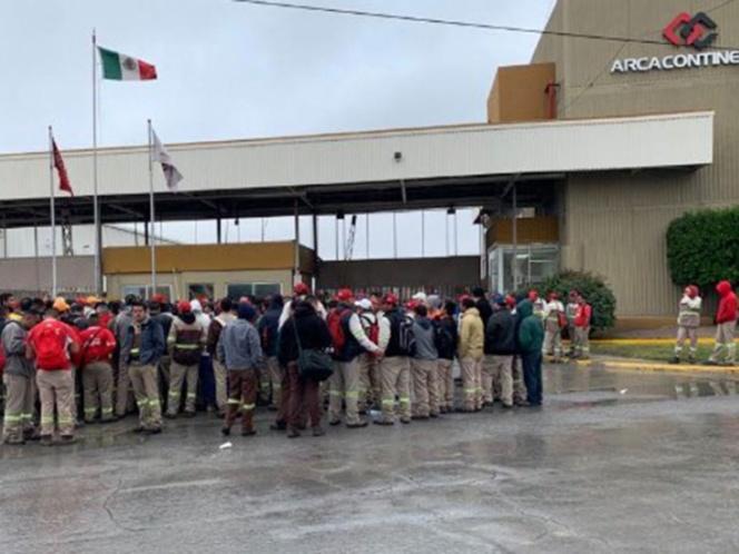 En paro distribuidora de Coca Cola en Matamoros; STPS llama a al diálogo