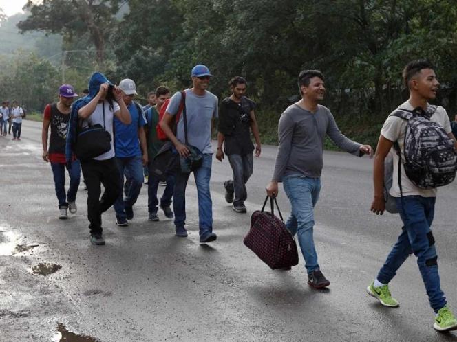 Honduras sella frontera para evitar paso de caravana migrante