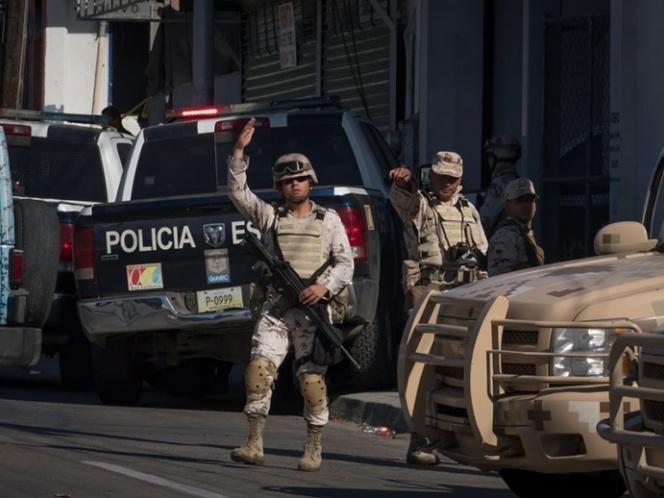 Esquema de Guardia Nacional ya opera en Tijuana: López Obrador