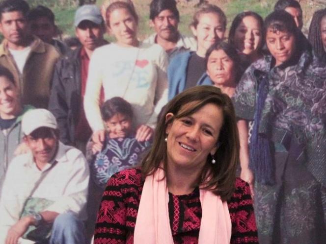 Margarita Zavala inicia camino ante INE para construir partido político