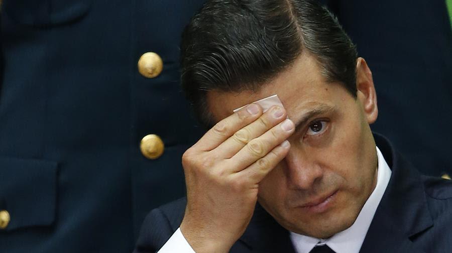 Peña Nieto y Videgaray, acusados de corrupción en contubernio con César Duarte