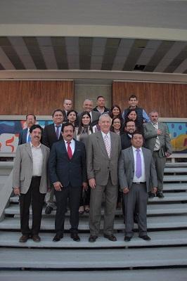 Diputados de Guerrero se reúnen con el embajador de Cuba en México