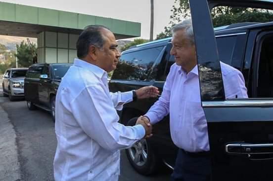 Responsabiliza Astudillo a Amílcar de abucheo en Tlapa; analizasi asiste a próximos eventos de AMLO
