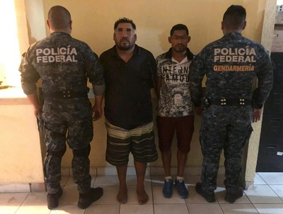 Caen 2 presuntos miembros del CIDA en Acapulco
