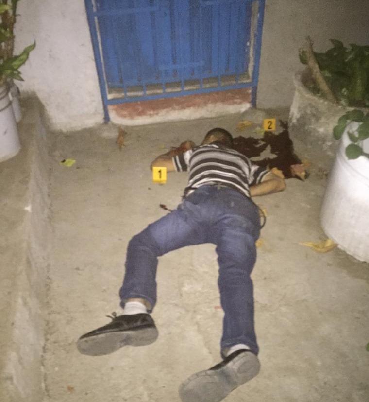 Un hombre fue asesinado a balazos en la colonia Primero de Mayo en Acapulco.