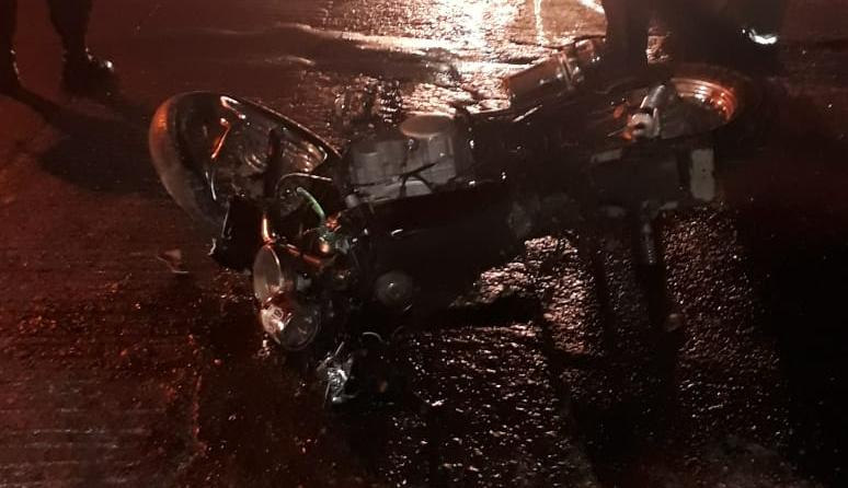 Muere otro motociclista al accidentarse en Chilpancingo; es el tercero en esta semana
