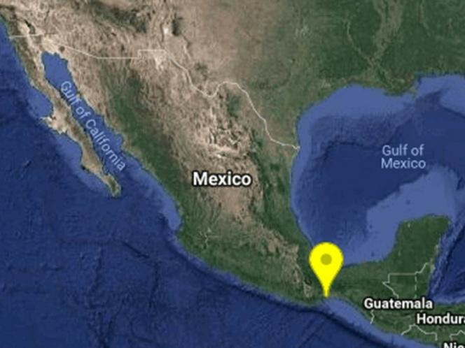 Sismos alertan a habitantes de Oaxaca por la mañana