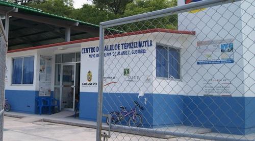 En centros de salud de comunidades de Chilapa no hay médicos