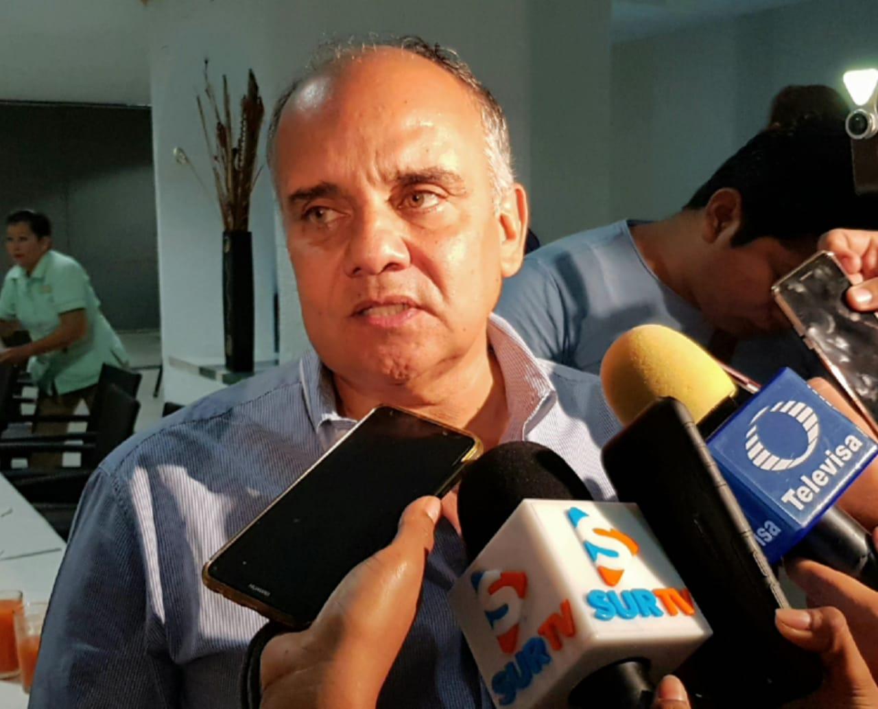 Reconoce el senador Añorve, determinación del Gobernador para localizar activistas
