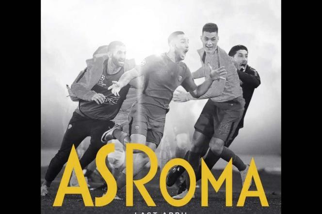 Jugadores de la Roma se meten a la película de Cuarón