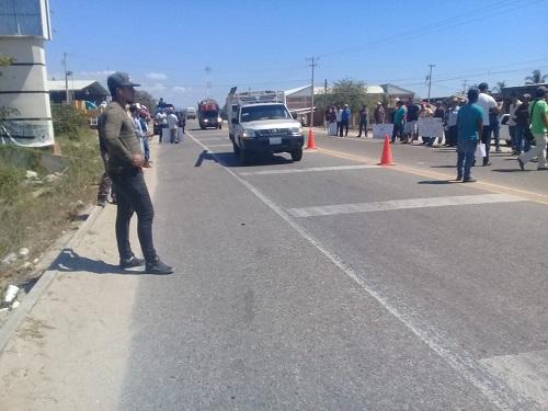 Pobladores de 4 municipios de Costa Grande exigen seguridad, y rechazan a la UPOEG