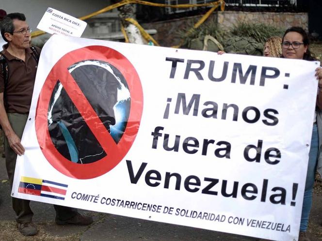 'EU busca pretexto para guerra', acusa Venezuela