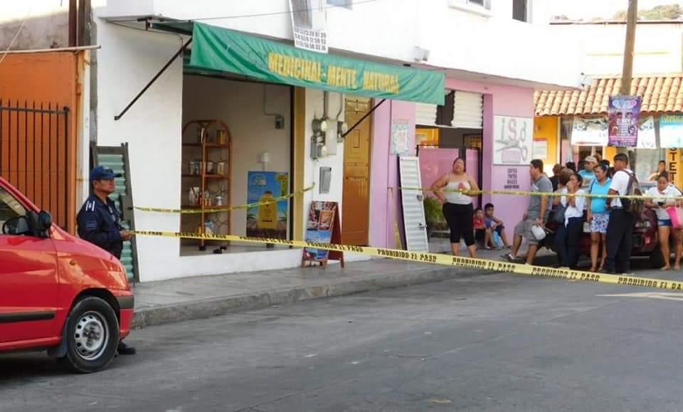 Asesinan a sub coordinador de la Cruz Roja Mexicana, en Zihuatanejo