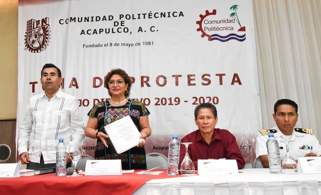 El Acapulco de hoy requiere más compromiso de la sociedad: Adela Román