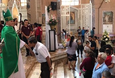 Un grupo criminal nuevo, está por entrar a Guerrero: Obispo