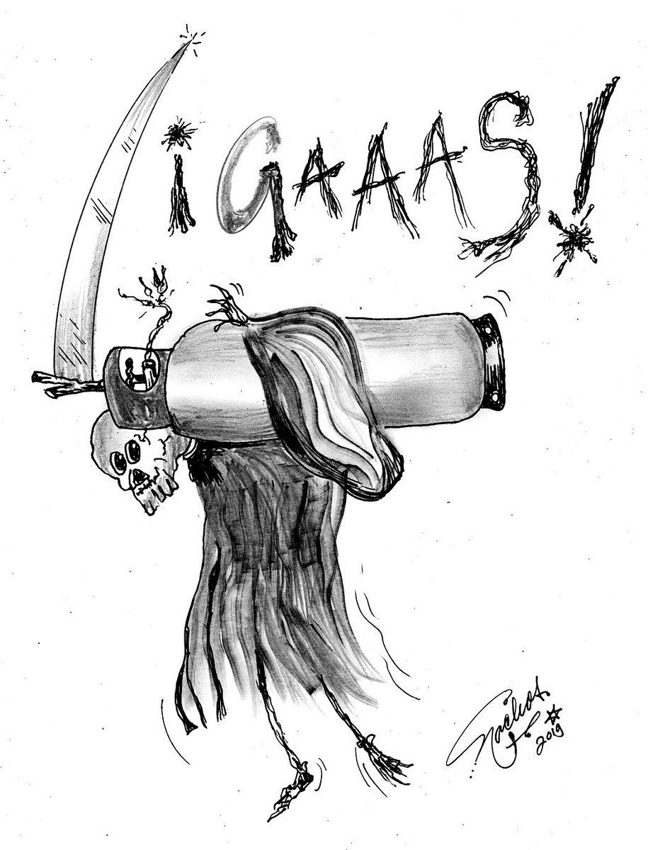 El Cartón de Nacho´s: ¡GAAAS!
