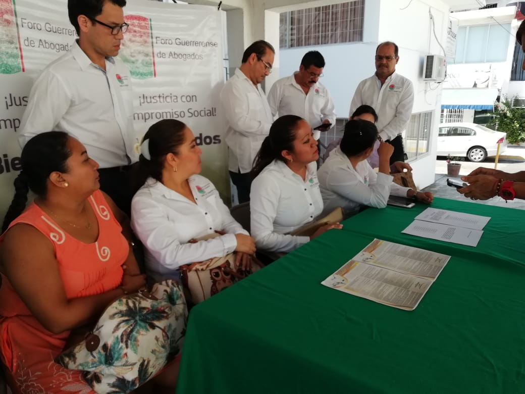 Familiares y parejas de consejeros y magistrados de Guerrero, buscan 20 vacantes de juez